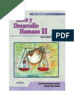 34 Etica y Desarrollo Humano II