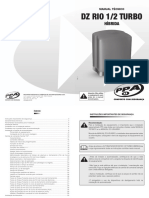 Manual Tecnico DZ Rio Portao Eletronico
