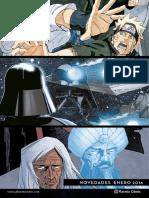 Novedades Planeta Comic ENERO 2016