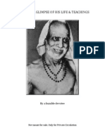 Periyava- A Glimpse at His Life & Teachings