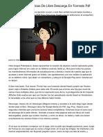 Libros De Matemáticas De Libre Descarga En Formato Pdf