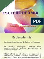 Esclerodermia juvenil