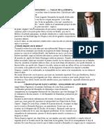 Biografia de Autores de Canciones Guatemaltecas