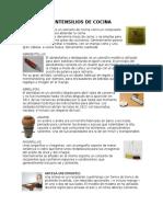 UNTENSILIOS DE COCINA.docx