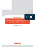Manual Usuario Radwin 2000