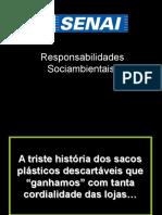 sacos plásticos