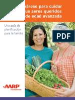 Planificación para la familia  por AARP Foundation