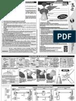 Manual Ventilador