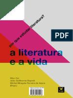 A Literatura e a Vida Praia Editora 2015