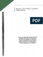 Pliego de Prescripciones Técnicas Particulares Del Contrato de Servicios de Asistencia Técnica Para La Ejecución de Diversas Operaciones de Conservación y Explotación en Las Carreteras Que Se Definen en El Mismo. Anejo 1-1