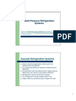 Multi-Pressure Refrigeration Systems