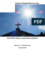 Revista Eletrônica Bragantina On Line - Dezembro/2015