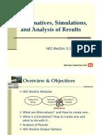 L 06a Alternatives&Simulations