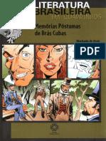 HQ Memórias Póstumas de Brás Cubas