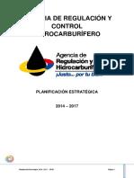 Planificación Estratégica ARCH 2014-2017
