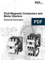 Contactor and Starter