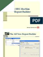 H-06_The ResSim Report Builder