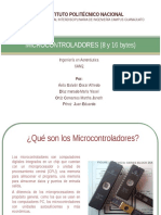 Expo Microcontroladores