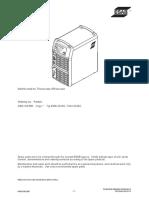 Tig 4300i AC/DC details