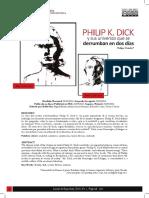 Philip K. Dick y sus universos que se derrumban en dos días