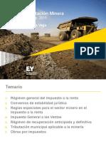 Tributacion Minera en el Peru sobre concesiones mineras
