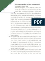Perbedaan Dan Persamaan Beberapa Konstitusi Yang Pernah Berlaku Di Indonesia