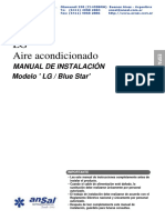 LG Blue Star