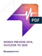 EvaluateMedTech report World Preview 2014, Outlook to 2020.pdf