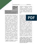 Hoyos Gómez - 2007 - Evolución Del Sistema de Partidos en Colombia 1972-2000 Una Mirada a Nivel Local y Regional