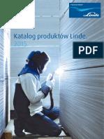 Katalog Produktów LINDE