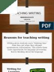 teach write
