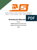 Orientación Educativa 3