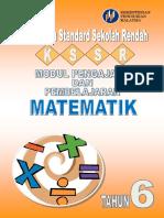Modul PdP Matematik Tahun 6