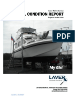 Sample Vessel Condition Report