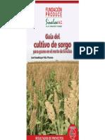Manual Cultivo Sorgo Sinaloa