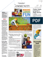 Community Front — The Herald-Dispatch, Jan. 3, 2009