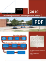 Dodge City Middle School DIAC Report 4 2 2010