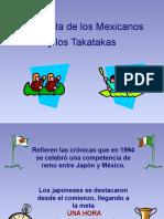 Indosincracia mexicana