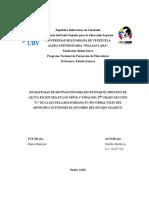 ESTRATEGIAS DE MOTIVACIÓN PARA INCENTIVAR EL PROCESO DE LECTO-ESCRITURA EN LOS NIÑOS Y NIÑAS