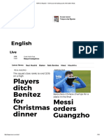 MARCA English - Online Journal Leading Sports Information News