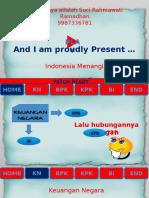 Presentasi BPK, KPK, & BI Suci Ramadhan XII a 2