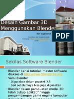5 Pendahuluan Blender Visual Model 3D