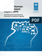 Uganda Human Development Report 2015