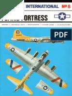 Aerodata International № 08 - Flying Fortress B-17G