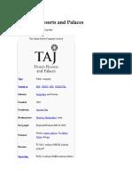 Taj Hotels Rvxdfbbcvbxesorts and Palaces