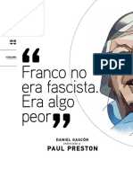 Entrvista a Paul Preston