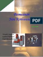 250346806 Permesinan Non Konvensional Wanda Syahrul Fajri PDF