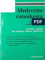 Plantz Scott, Adler Jonathan - Medycyna ratunkowa (1999)