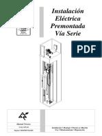 Manual Premontada Vía Serie