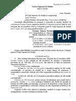 Fortuna Tatiana Nicolaie Plen Penal FIM Construction